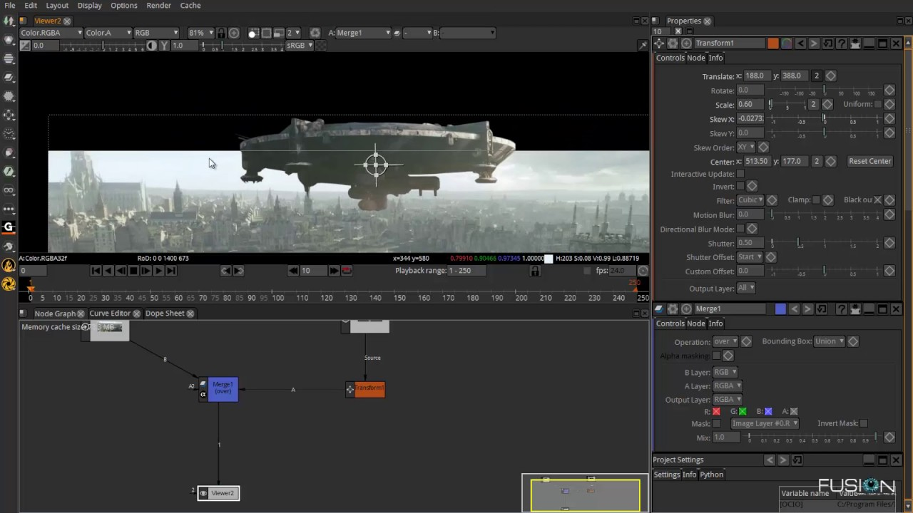 The best Free and Open-Source Video editing, VFX and