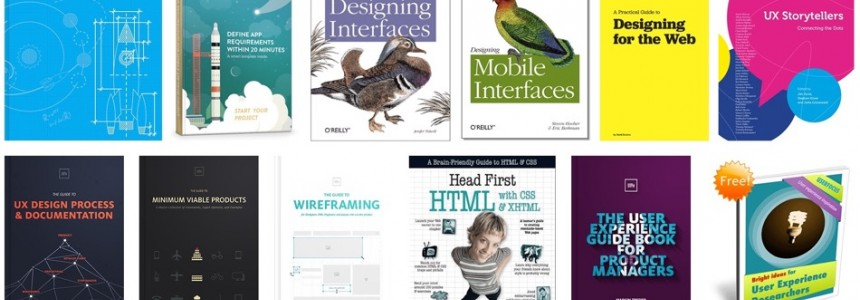 Useful Free UX Ebooks -