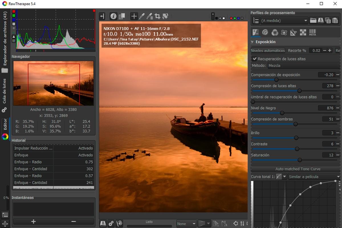 The Best Free Alternatives to Adobe Lightroom   Web Design and Web