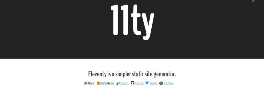 How to Generate Static Sites with JavaScript Static Sites Generators