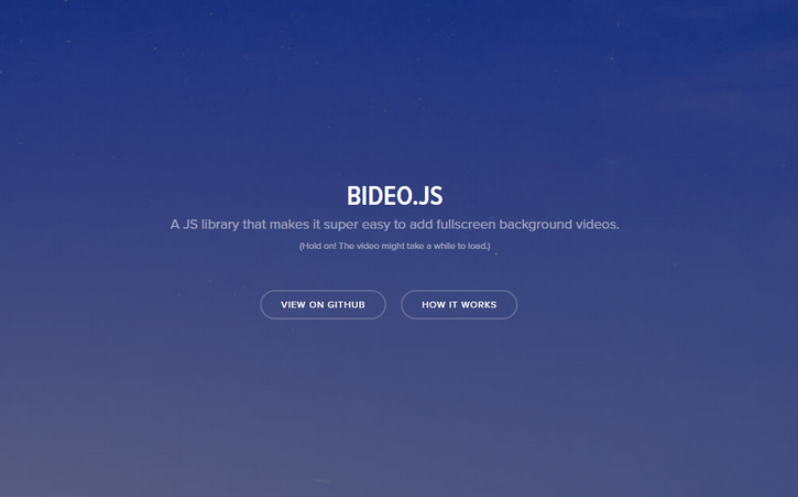 Logo de Bideo.js