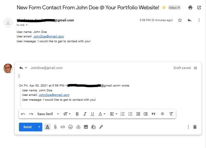 Sendmail_gmail_inbox