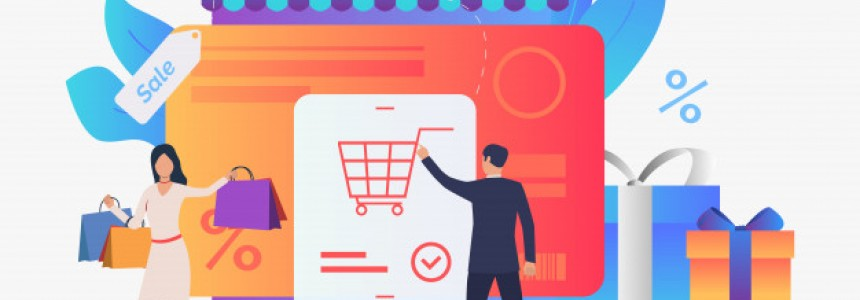Transform A Simple Website in Vibrant Ecommerce Portal